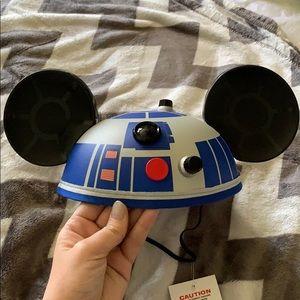 R2D2 Mickey Ear hat
